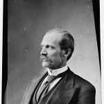 Randall Lee Gibson, 1870s, after his election to Congress as a Democrat from Louisiana. Courtesy of the Library of Congress.