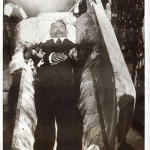 William Jasper Spencer in his casket, Johnson County, Kentucky, 1937. Courtesy of Freda Spencer Goble.
