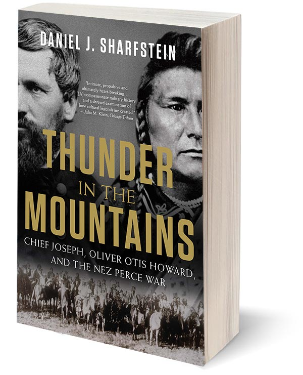 Thunder in the Mountains by Daniel J Sharfstein